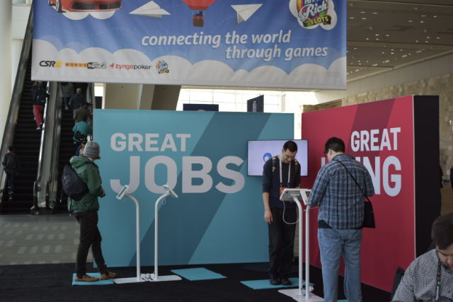 GDC 18 Montreal International Talent Montreal