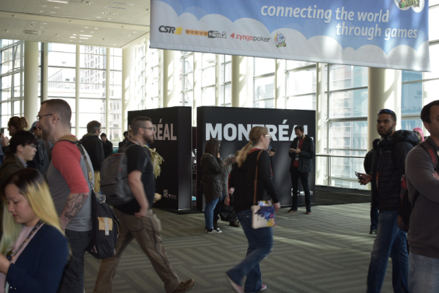 GDC Montreal International