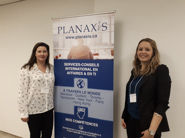 Planaxis Je choisis Montreal recrutement
