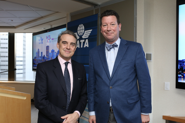 IATA and Montreal International