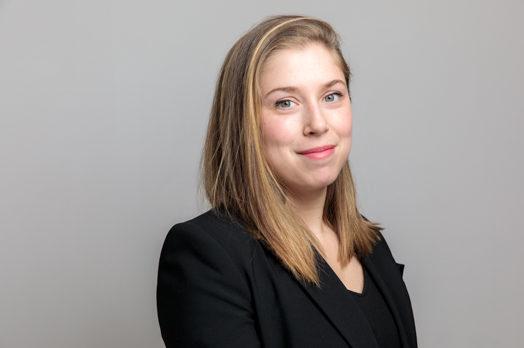 Marie-Eve Blanchet-Desloges, Chargée de projets, Europe - Investissements étrangers